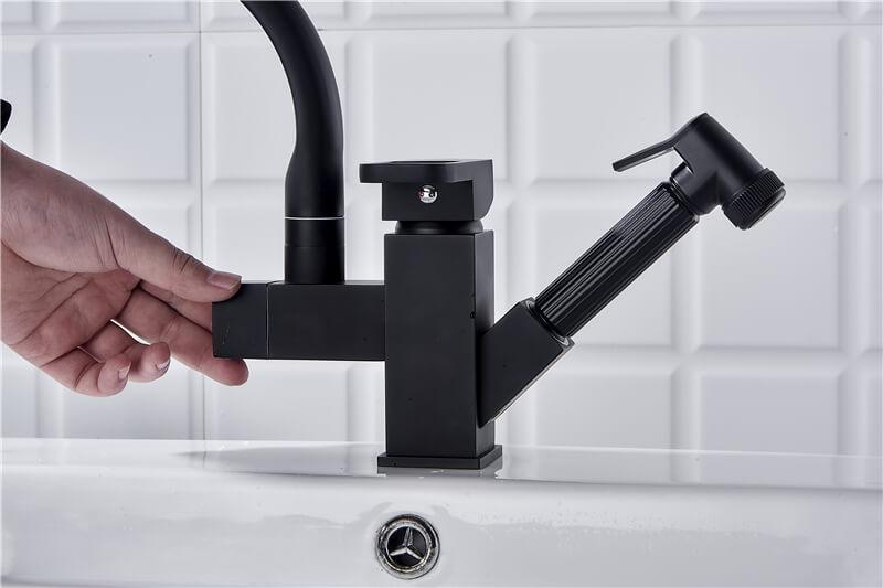 OuuKey Kitchen Sink Mixer Tap