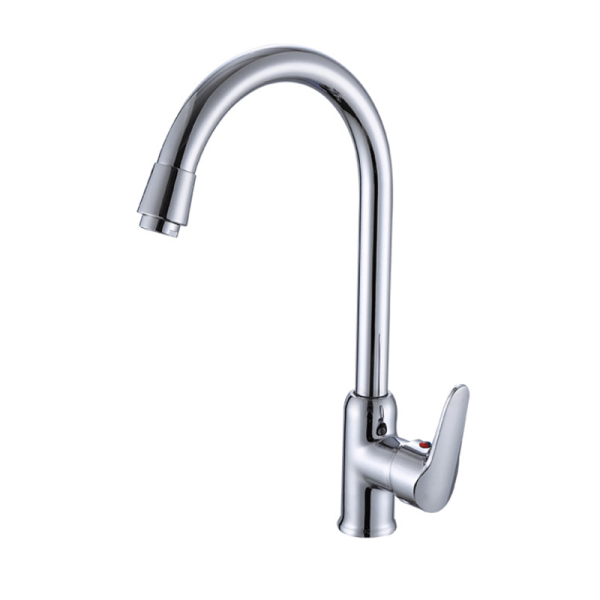 ouukey brass kitchen faucet