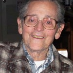 Libet Benjamin, 1916-2007.