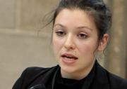Mathilde Reynaudi, chargée de mission au CAS.