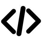 Icone utilisée pour accéder à la fonction « embed » (encapsuler).