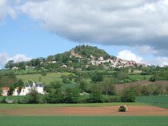Usson (63), 269 habitants - Crédit photo Titanet