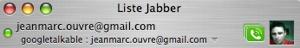 Google-Talk : jeanmarc.ouvre@gmail.com