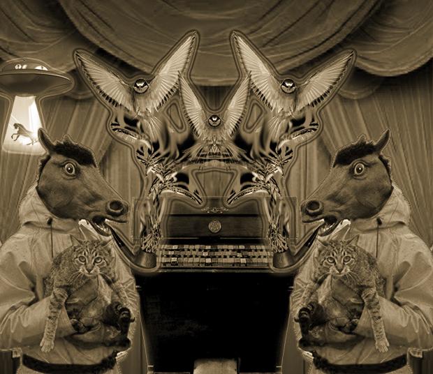 Artist - Hallucinogenic Horses
