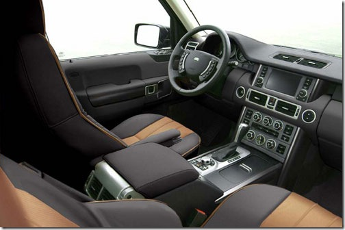2008MY Range Rover Westminster
