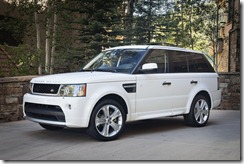 2011 RANGE ROVER SPORT GT LIMITED EDITION