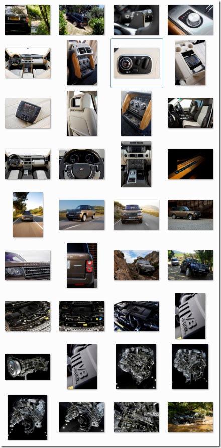 2011 Range Rover TDV8 Autobiography