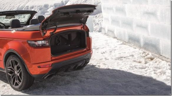 Range Rover Evoque Convertible finally brings InControl