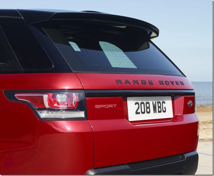 2016 Range Rover Sport HST (2)