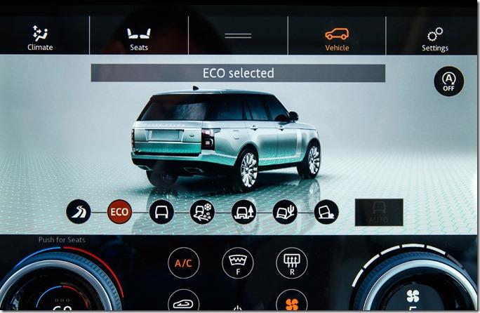 2018 Range Rover PHEV - Interior (2)