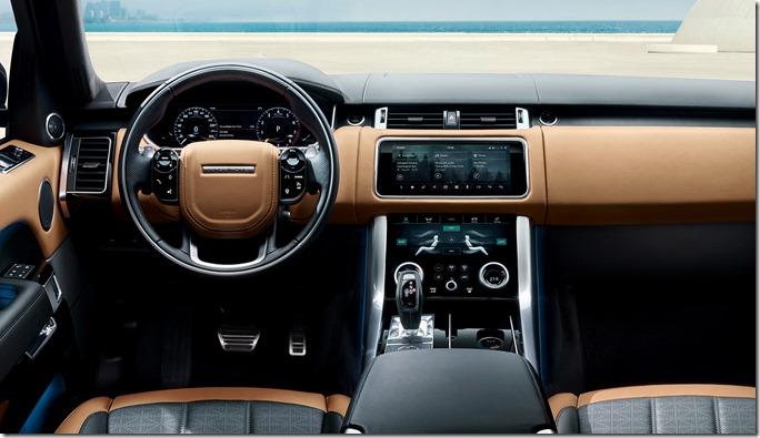 2018 Range Rover Sport Interiors (2)