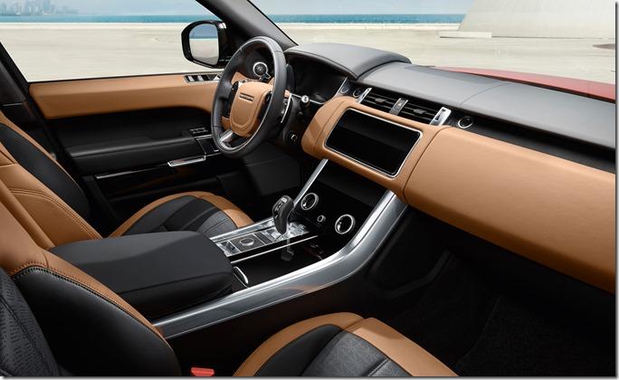 2018 Range Rover Sport Interiors (4)