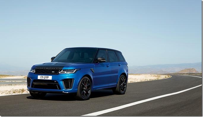 2018 Range Rover Sport SVR (15)