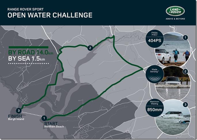 2019 Range Rover Sport PHEV Open Water Challenge (1)
