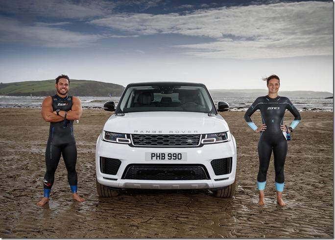 2019 Range Rover Sport PHEV Open Water Challenge (6)