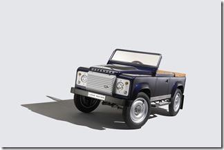 Defender Pedal Car