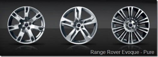 Evoque-Pure---Wheel-Choices