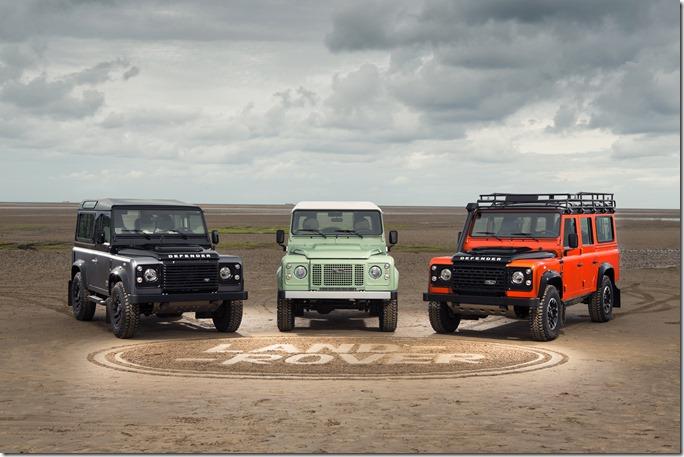 Land Rover Defender Celebration Series (3)