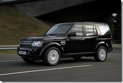 Land Rover Discovery 4 - LR4 Armored (1)