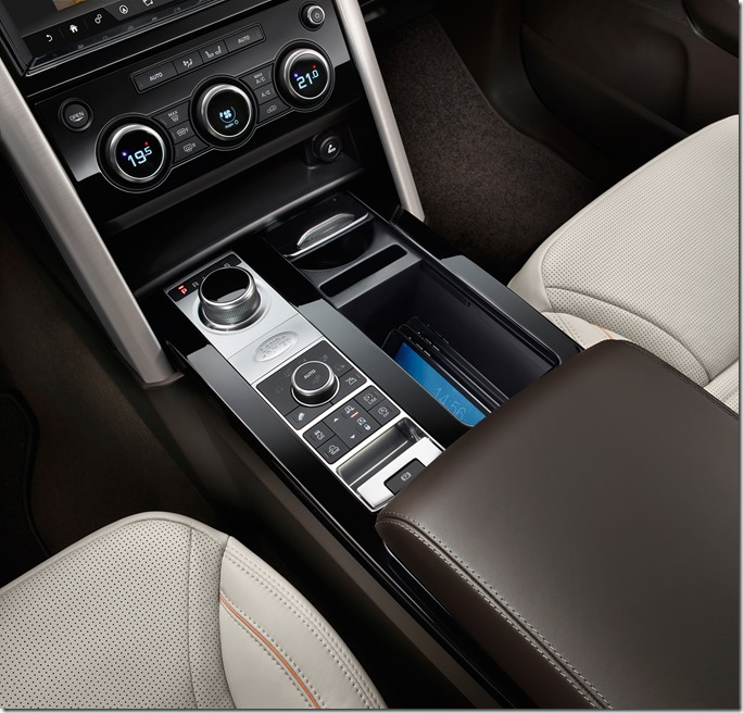 Land Rover Discovery - Interiors (23)