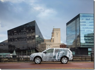 Land Rover Discovery Sport in Camouflage (1)