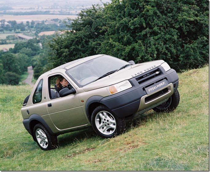 Land Rover Freelander L314 (1)