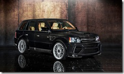 MANSORY Range Rover Sport (1)