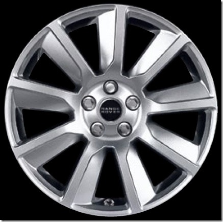New Standard Supercharged -  20in 9 Spoke Sparkle Finish Alloy Wheel (Style 9)