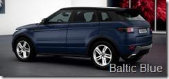 Range Rover Evoque 5-door Dynamic - Baltic Blue