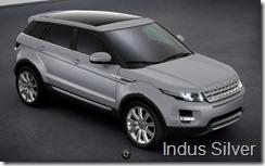Range Rover Evoque 5-door Prestige - Indus Silver