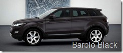Range Rover Evoque 5-door Pure - Barolo Black