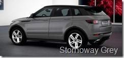 Range Rover Evoque 5-door Pure - Stornoway Grey