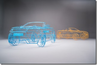 Range Rover Evoque Convertible Wireframes (15)