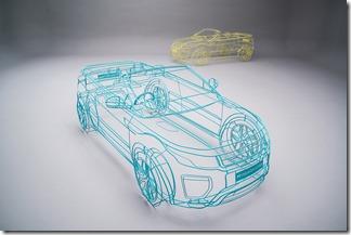 Range Rover Evoque Convertible Wireframes (16)