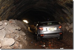 Range Rover Evoque - Edge Hill Tunnel (1)