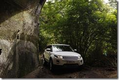 Range Rover Evoque - Edge Hill Tunnel (2)
