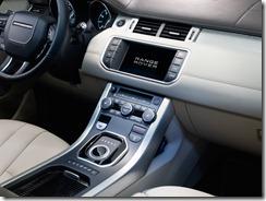 Range Rover Evoque - Prestige - Center Console