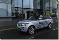 Range Rover Hybrid from the Frankfurt Autoshow (1)