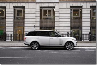 Range Rover LWB in London (10)