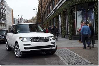 Range Rover LWB in London (4)