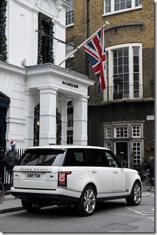 Range Rover LWB in London (7)