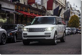 Range Rover LWB in London (8)