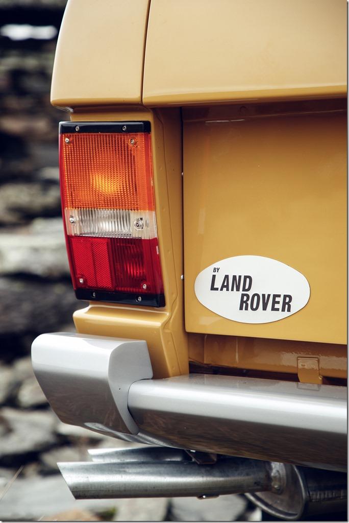 Range Rover Reborn - Land Rover Classic (13)