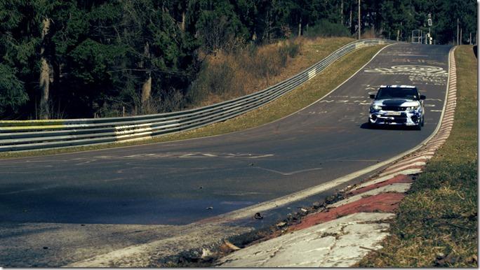 Range Rover Sport SVR on the Ring (3)