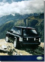 Range Rover Supercharged - Grossglockner