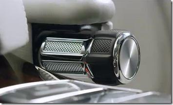 SVA-seat knob