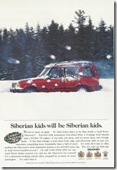 Siberian kids will be Siberian kids.'