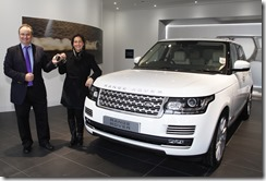 Visitor Centre at Land Rover Solihull (1)