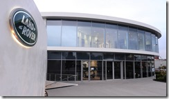 Visitor Centre at Land Rover Solihull (3)