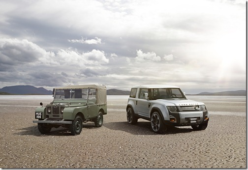 Land rover dc100 pictures official pr landrover dc100 ovalnews land rover unveils two new defender concepts at the frankfurt motor show freerunsca Image collections